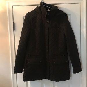 Calvin Klein Quilted Black Jacket- Brand New
